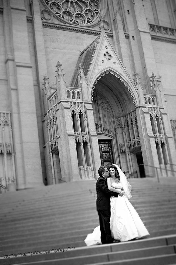 san francisco fairmont hotel wedding   applemoon photography