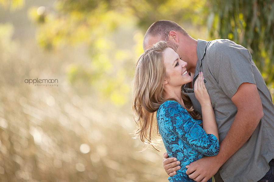 san luis obispo wedding engagement photography