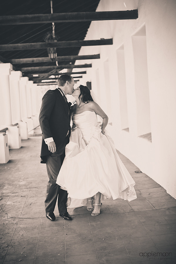 san luis obispo mission wedding photography