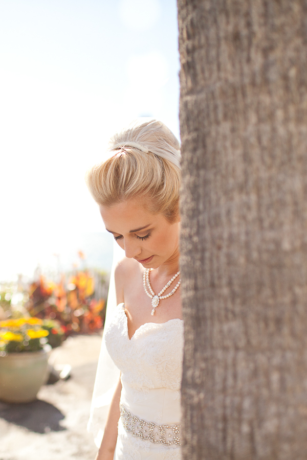 shore cliff pismo beach wedding