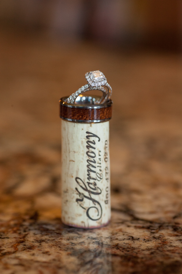 Harmony Cellars wedding