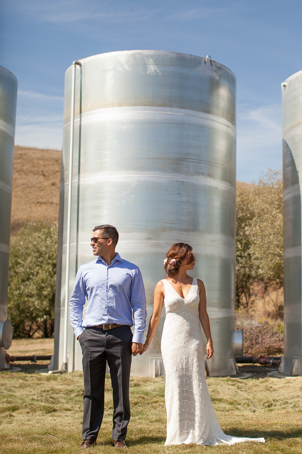 Stolo Winery wedding