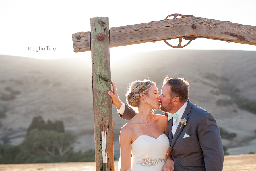 La Cuesta Ranch wedding photography, San Luis Obispo
