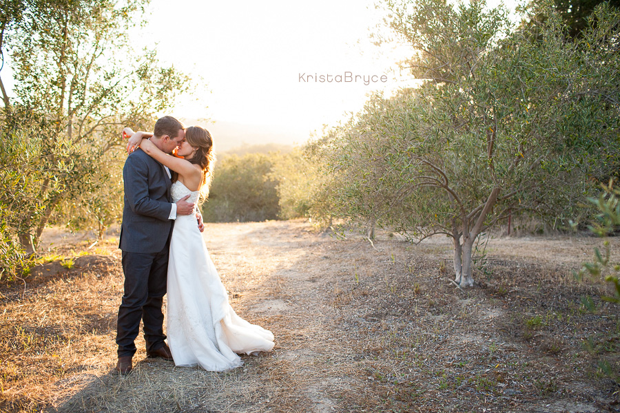 Tiber Canyon Ranch Wedding
